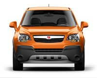 2008 Saturn VUE, The 2008 Saturn Vue, exterior, manufacturer