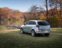 2008 Saturn VUE, The 08 Saturn Vue, manufacturer, exterior