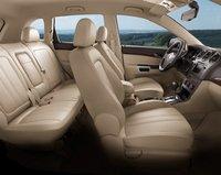 2008 Saturn VUE, seating, interior, manufacturer