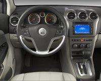 2008 Saturn VUE, drivers side, interior, manufacturer