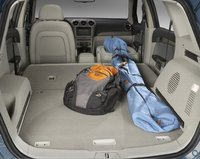 2008 Saturn VUE, trunk, interior, manufacturer