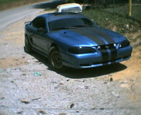 1994 Ford Mustang Coupe, this is my 94 mustang it has a 302 ho with nos , gallery_worthy