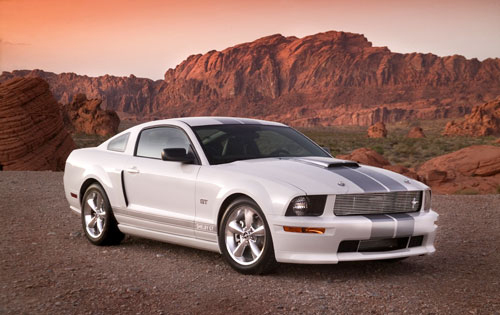 Picture of Ford Shelby GT500