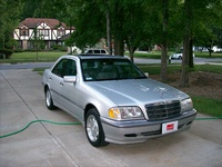 1998 Mercedes-Benz C-Class 4 Dr C230 Sedan, Picture of 1998 Mercedes-Benz C230, exterior