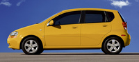 2007 Chevrolet Aveo Aveo5 Special Value, Side Profile, exterior, manufacturer