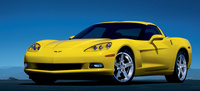 2007 Chevrolet Corvette Coupe, Profile, manufacturer, exterior
