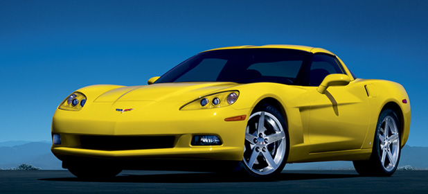 2007 Chevrolet Corvette Coupe, Profile, exterior, manufacturer