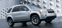 2007 Chevrolet Equinox LT2, Side Profile, manufacturer, exterior