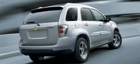2007 Chevrolet Equinox LT2, Rear Quarter Panel, exterior, manufacturer