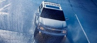 2007 Chevrolet Equinox LT3, Above Front Profile, exterior, manufacturer
