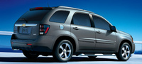 2008 Chevrolet Equinox, Side Profile, manufacturer, interior