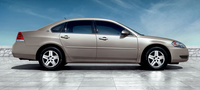 2006 Chevrolet Impala, Side Profile, manufacturer, exterior
