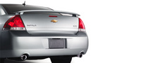 2007 Chevrolet Impala, Rear Profile, manufacturer, exterior