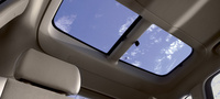 2007 Chevrolet Malibu Maxx LTZ, Rear Sky Light, interior, manufacturer