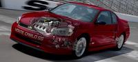 2007 Chevrolet Monte Carlo SS, Front Quarter Profile, exterior, manufacturer