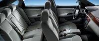 2008 Chevrolet Impala, seating, interior, manufacturer