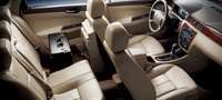 2008 Chevrolet Impala LTZ, Above Seat Profile, manufacturer, interior