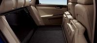 2008 Chevrolet Impala LTZ, Flip-N-Fold Rear Seat, interior, manufacturer