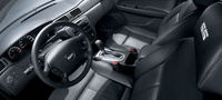 2008 Chevrolet Impala SS, Side Seat Profile, manufacturer, interior