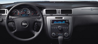 2008 Chevrolet Impala SS, Instrument Panel, interior, manufacturer