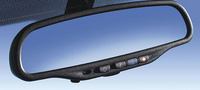2008 Chevrolet Impala SS, Rear View Mirror, manufacturer, interior