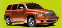 2007 Chevrolet HHR 1LT, Front Quarter Profile, exterior, manufacturer