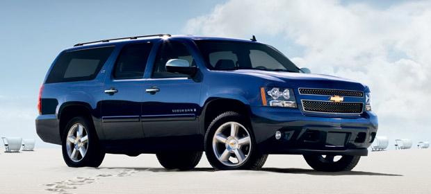 2007 Chevrolet Suburban