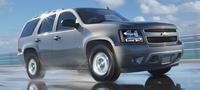 2007 Chevrolet Tahoe LS 4WD, Front Qaurter View, exterior, manufacturer