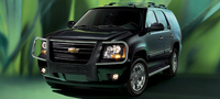 2007 Chevrolet Tahoe LT1 4WD, Front Profile, exterior, manufacturer
