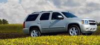 2007 Chevrolet Tahoe LT1 4WD, Side View, manufacturer, exterior