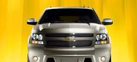 2007 Chevrolet Tahoe LTZ 4WD, Front View, exterior, manufacturer