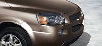 2007 Chevrolet Uplander 1LT, Front Quarter View, exterior, manufacturer