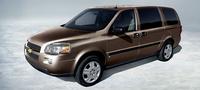 2007 Chevrolet Uplander LS Ext, Front Quarter View, exterior, manufacturer