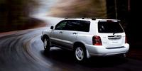 2007 Toyota Highlander, Back Corner View, exterior, manufacturer