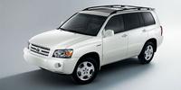 2007 Toyota Highlander, Front Corner View, exterior, manufacturer