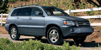 2007 Toyota Highlander, Side View, manufacturer, exterior