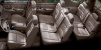 2007 Toyota Sequoia 4 Dr Limited V8, Seating, manufacturer, exterior