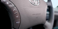 2007 Toyota Sequoia 4 Dr Limited V8, steering wheel , exterior, manufacturer