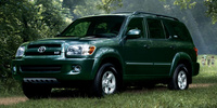 2007 Toyota Sequoia Overview