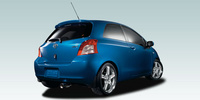 2007 Toyota Yaris Base 3 Dr Hatchback, Liftback View, manufacturer, exterior