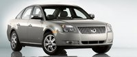 2008 Mercury Sable, exterior, manufacturer