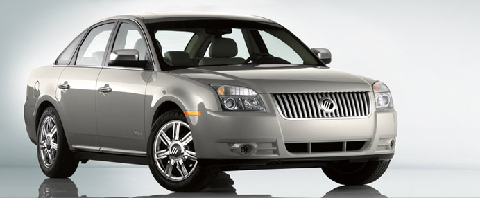 2008 Mercury Sable