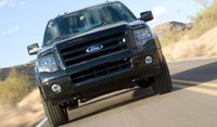 2007 Ford Expedition, Front View, exterior, manufacturer