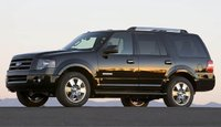 2007 Ford Expedition, side view, exterior, manufacturer