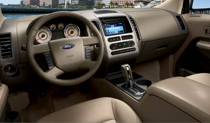 2007 Ford Edge Interior Pictures Cargurus