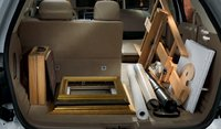 2007 Ford Edge, trunk space, manufacturer, interior