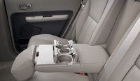 2007 Ford Edge, center console, interior, manufacturer
