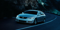 2007 Lexus GS 430 Base, Front View, manufacturer, exterior