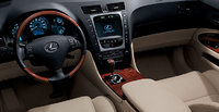 2007 Lexus GS 430 Base, Instrument Panel, manufacturer, interior
