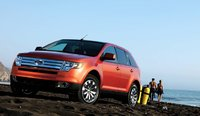 2008 Ford Edge, The 07 Ford Edge, exterior, manufacturer